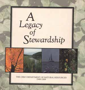 A Legacy of Stewardship Book Cover